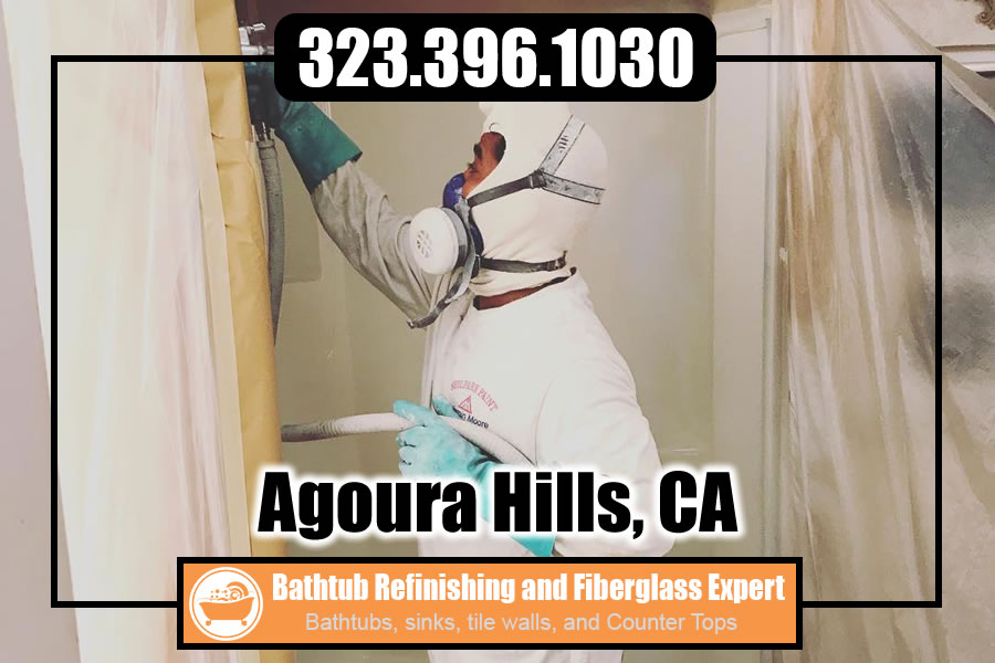 kitchen and bathrubs reglazing Agoura Hills