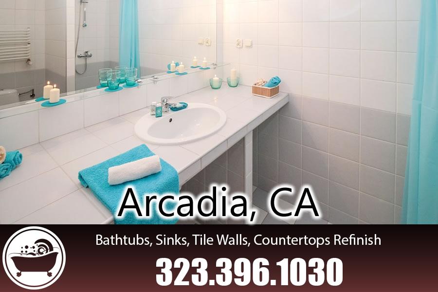 Bathroom reglazing