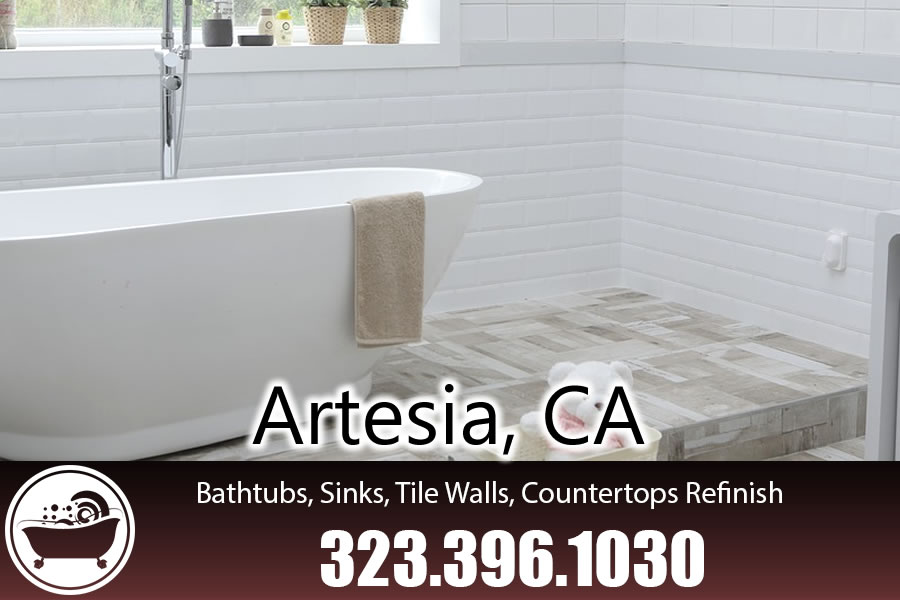 bathtub refinishing reglazing Artesia