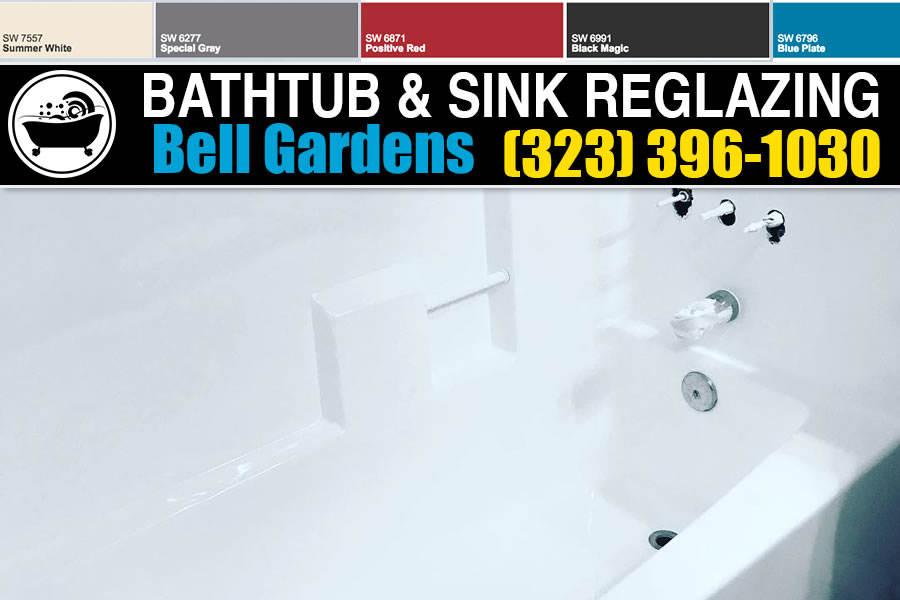 kitchen and bathrubs reglazing Bell Gardens
