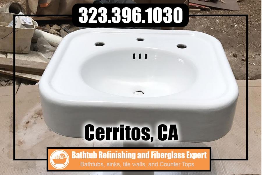 bathtub refinishing reglazing Cerritos