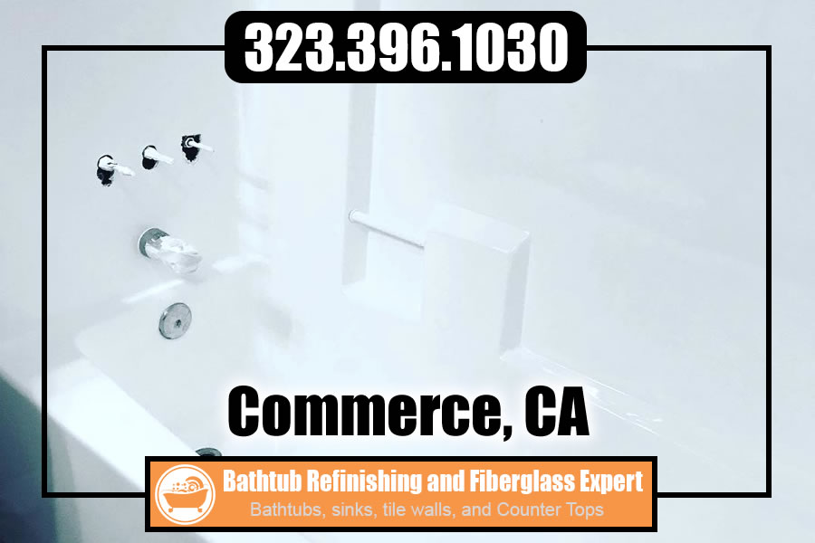 ceramic tile refinishing Commerce california