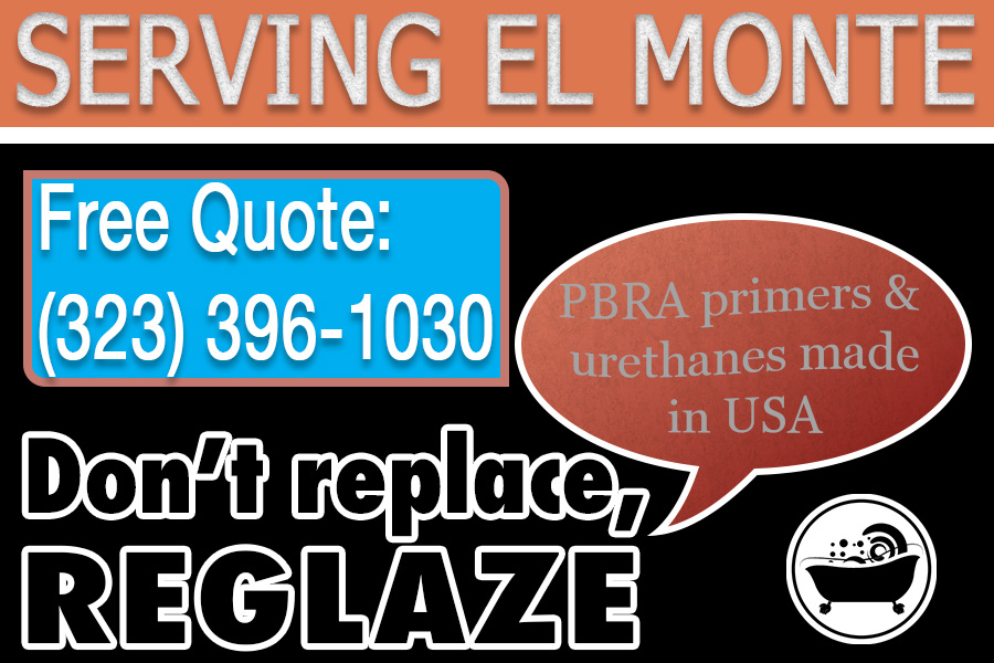 ceramic tile refinishing El Monte california