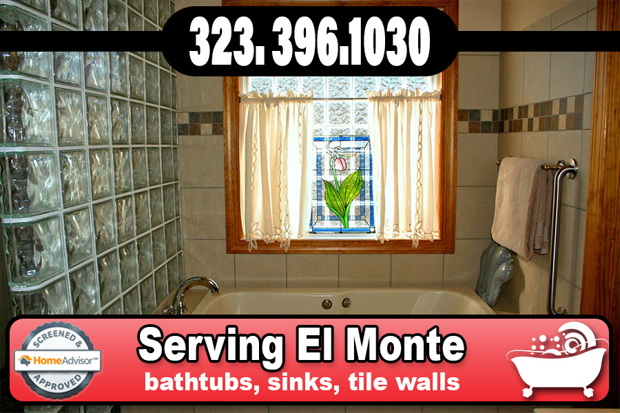 kitchen and bathrubs reglazing El Monte