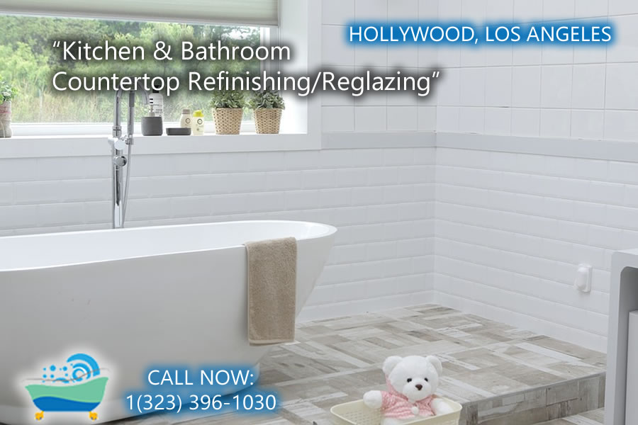 Hollywood kitchen and bathrubs reglazing
