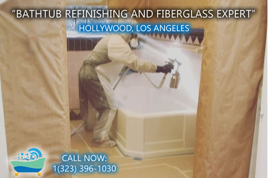 Hollywood bathtub refinishing reglazing