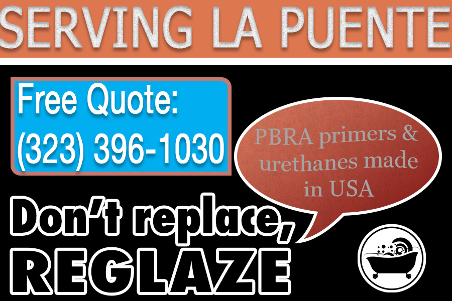 ceramic tile refinishing La Puente california
