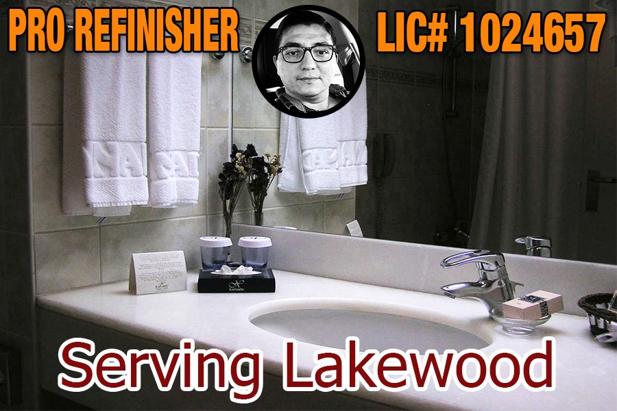 kitchen and bathrubs reglazing Lakewood