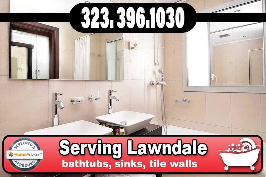 bathtub refinishing reglazing Lawndale