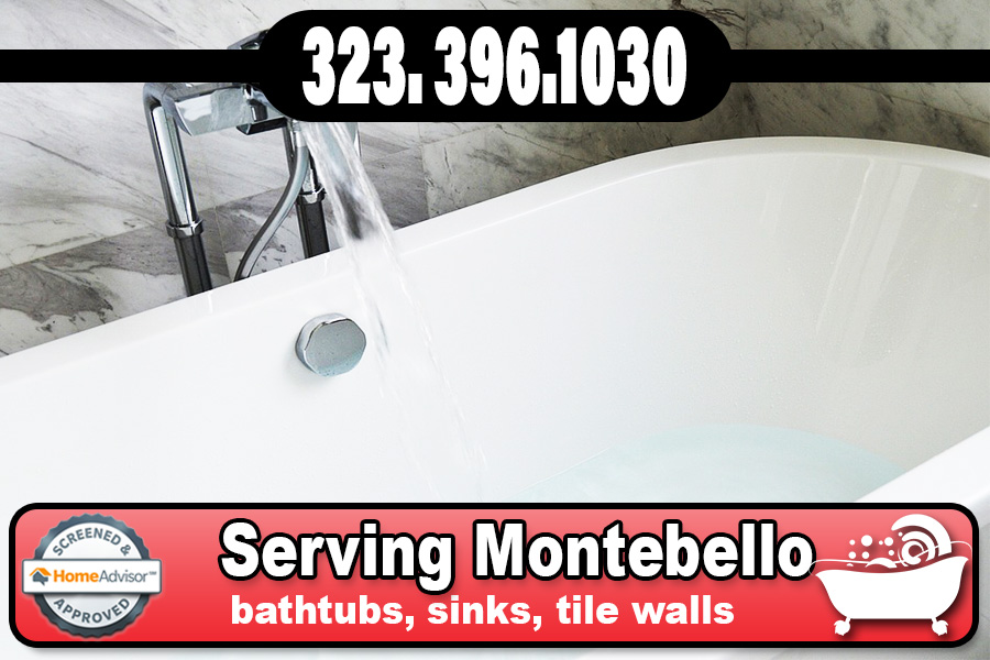 kitchen and bathrubs reglazing Montebello