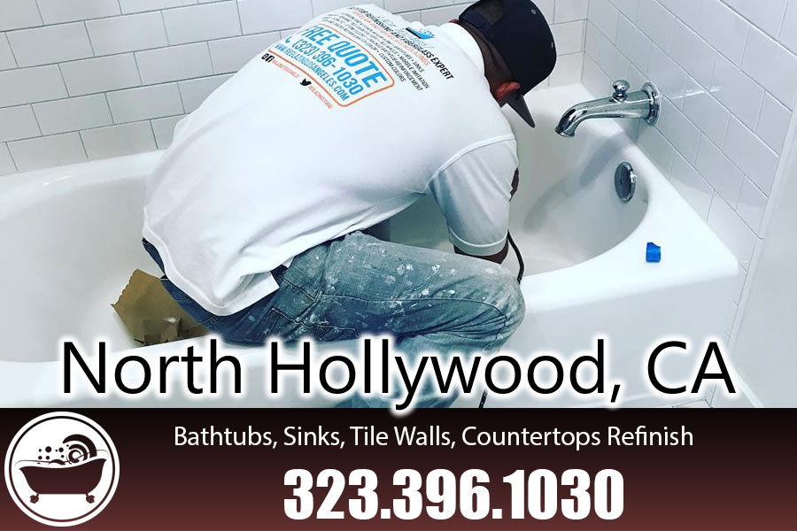 north hollywood | bathtub refinishing and fiberglass expert