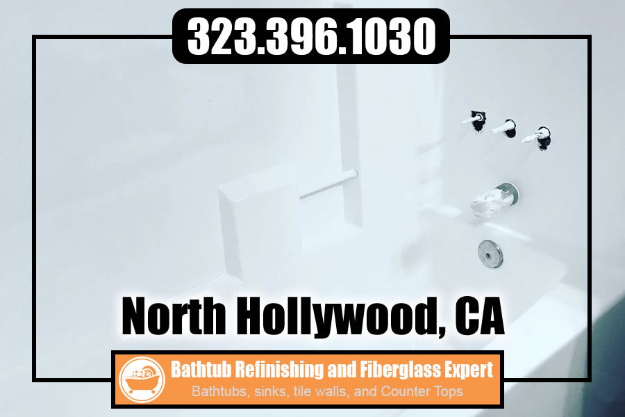 kitchen and bathrubs reglazing North Hollywood