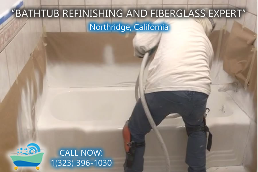 bathtub refinishing reglazing Northridge