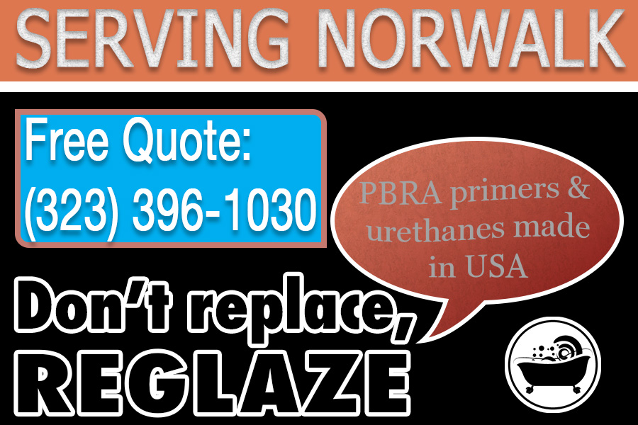 ceramic tile refinishing Norwalk california