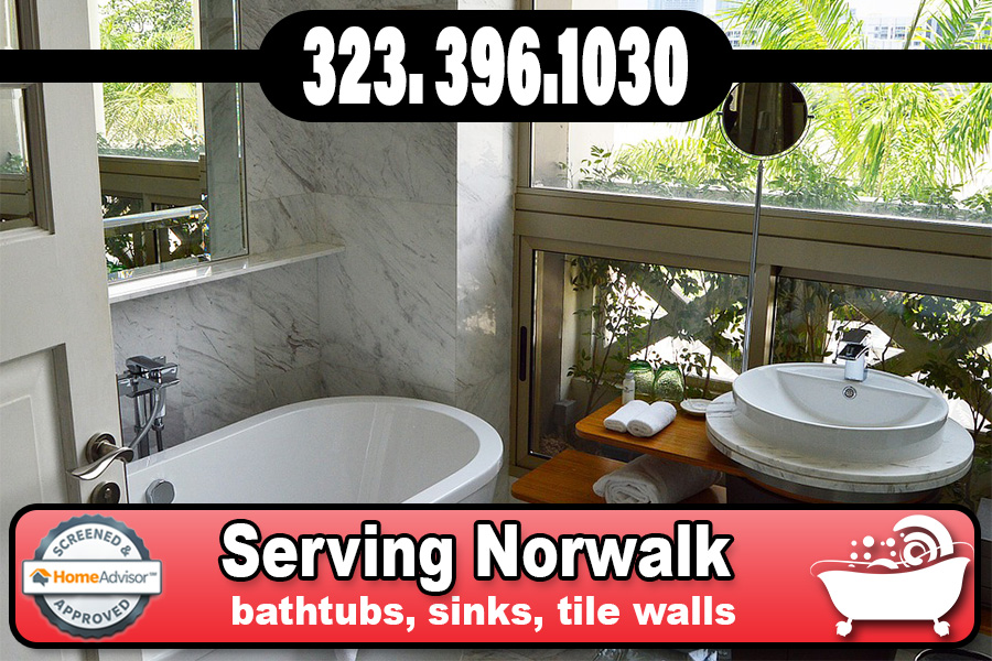 kitchen and bathrubs reglazing Norwalk