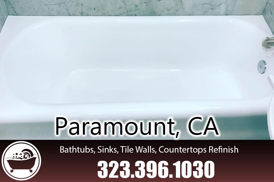 ceramic tile refinishing Paramount california