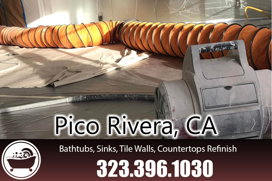 ceramic tile refinishing Arcadia Pico Rivera
