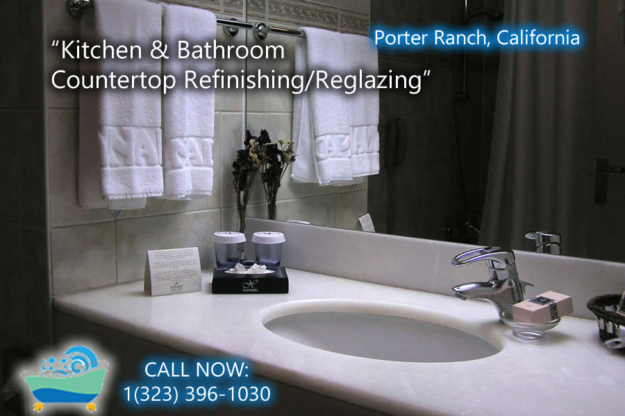 kitchen and bathrubs reglazing Porter Ranch