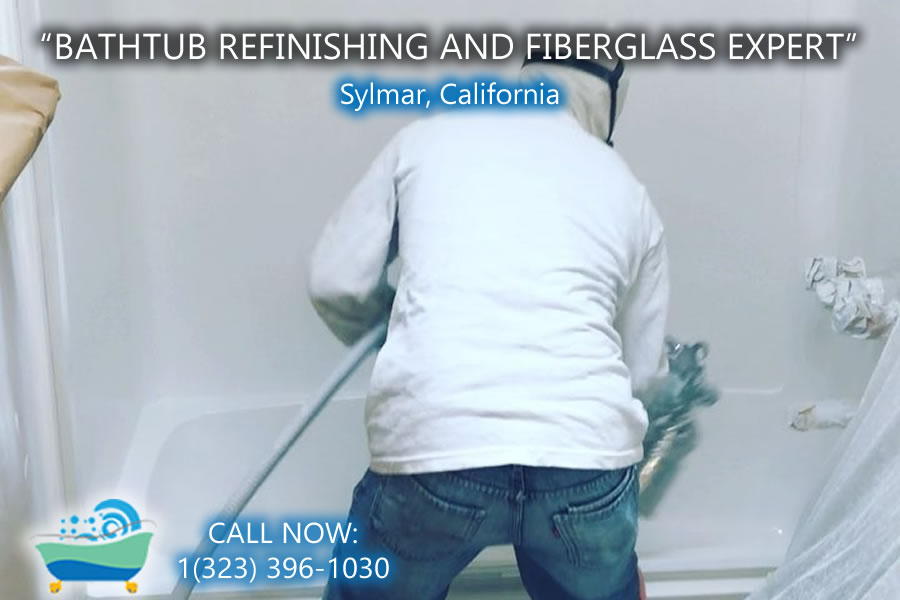 bathtub refinishing reglazing Sylmar