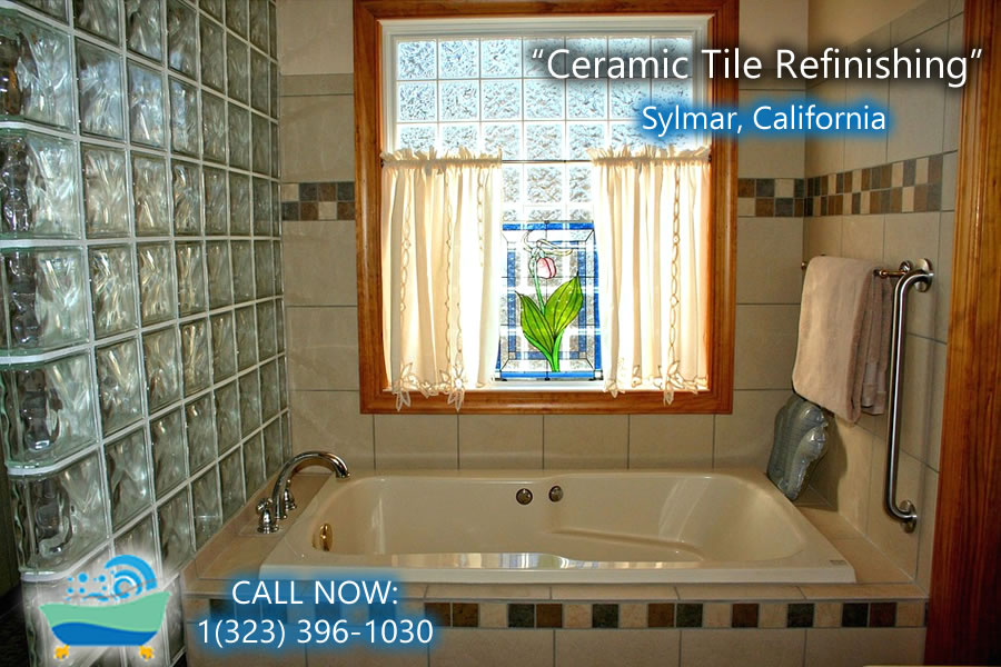 ceramic tile refiinishing Sylmar california
