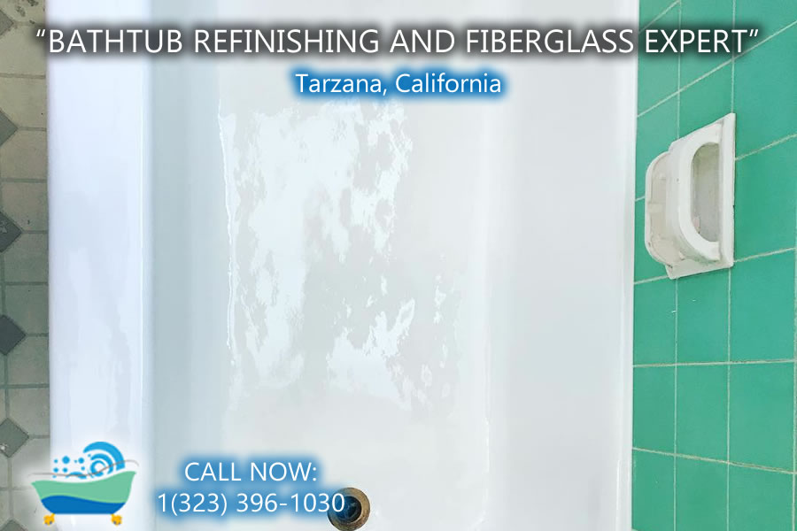bathtub refinishing reglazing Tarzana