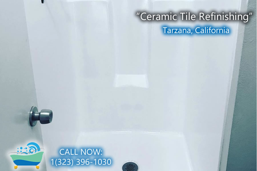 ceramic tile refiinishing Tarzana california