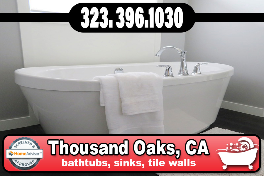 kitchen and bathrubs reglazing Thousand Oaks