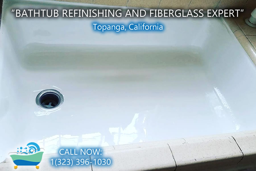 bathtub refinishing reglazing Topanga