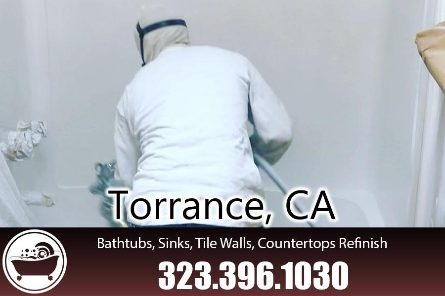 ceramic tile refinishing Torrance california