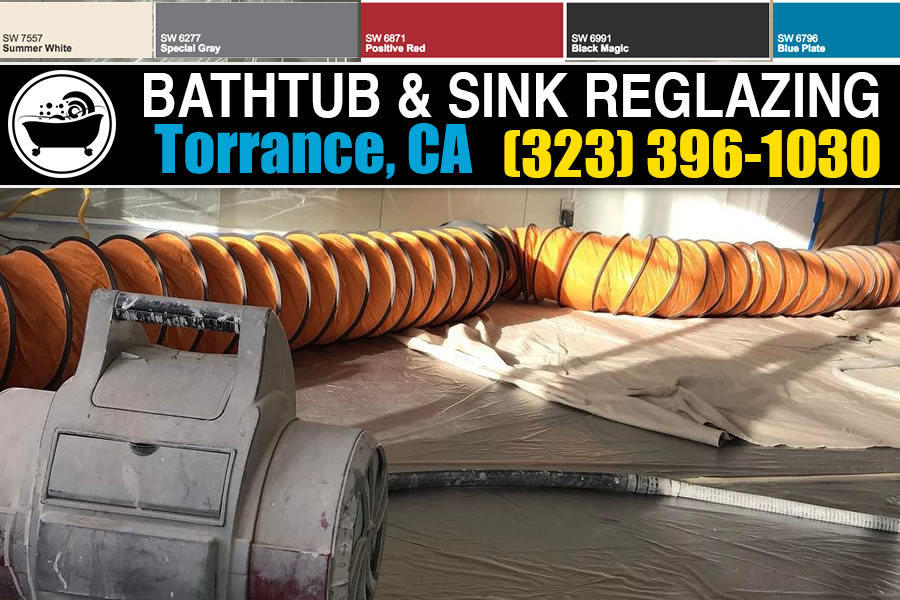 bathtub refinishing reglazing Torrance