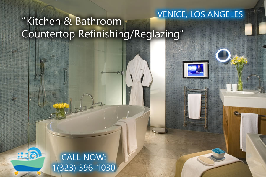 Venice kitchen and bathrubs reglazing