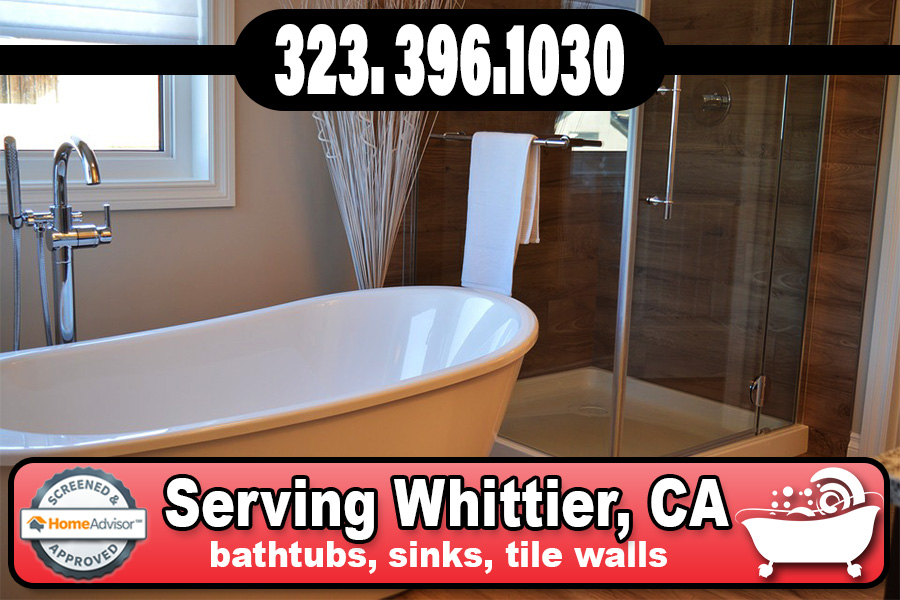kitchen and bathrubs reglazing Whittier
