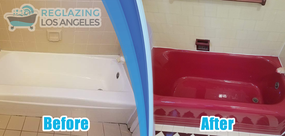 bathtub custom match color service los angeles