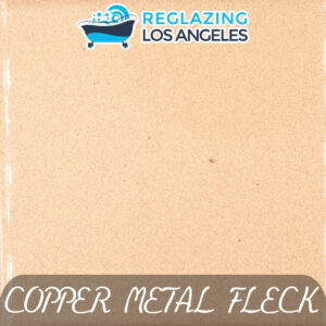 Copper Metal Fleck