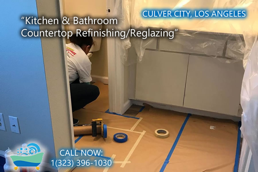 culver city kitchen and bathrubs reglazing