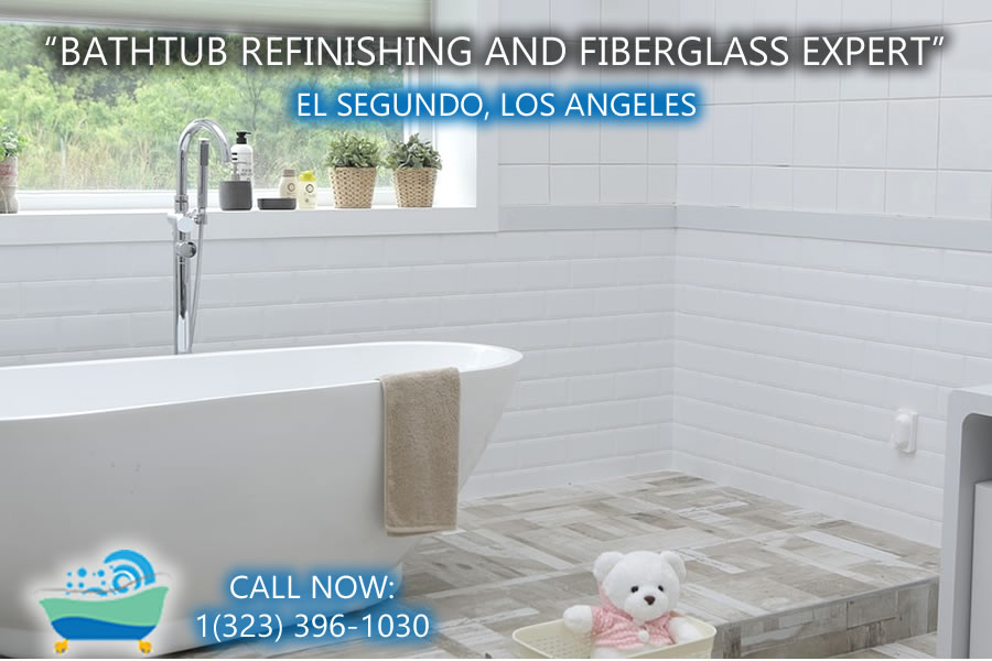 el segundo bathtub refinishing reglazing