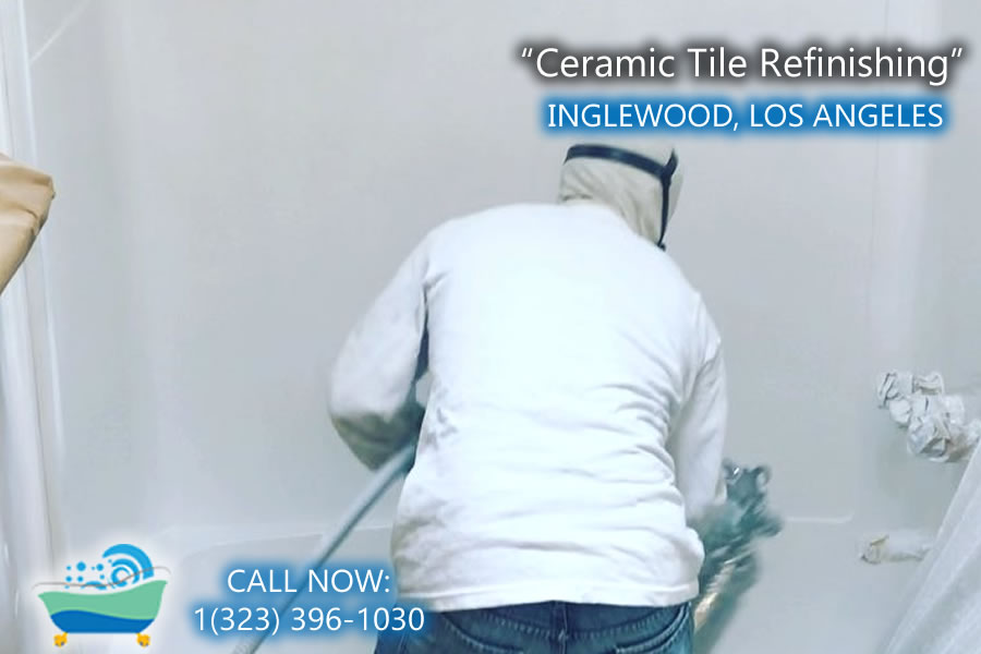 inglewood ceramic tile refiinishing