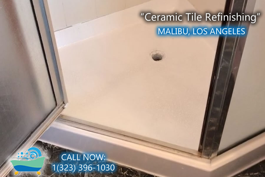 malibu ceramic tile refiinishing