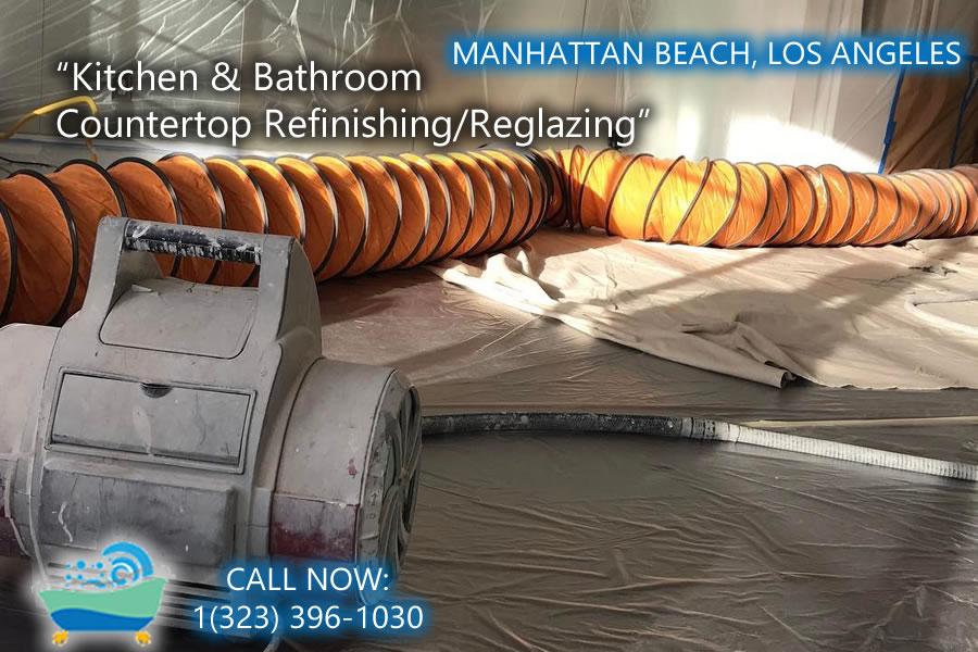Manhattan Beach kitchen and bathrubs reglazing