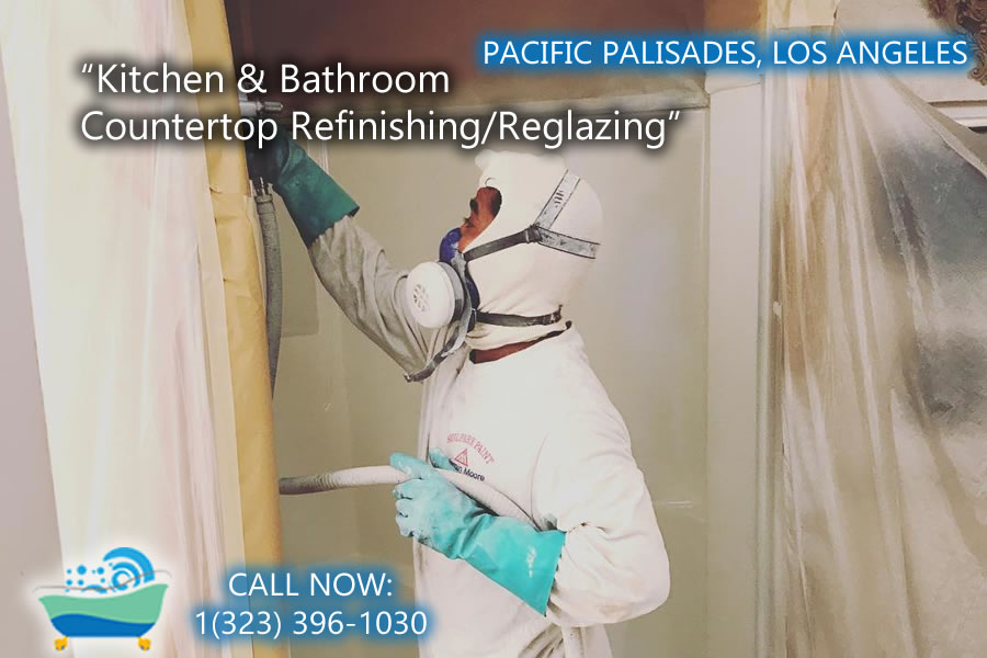pacific palisades kitchen and bathrubs reglazing
