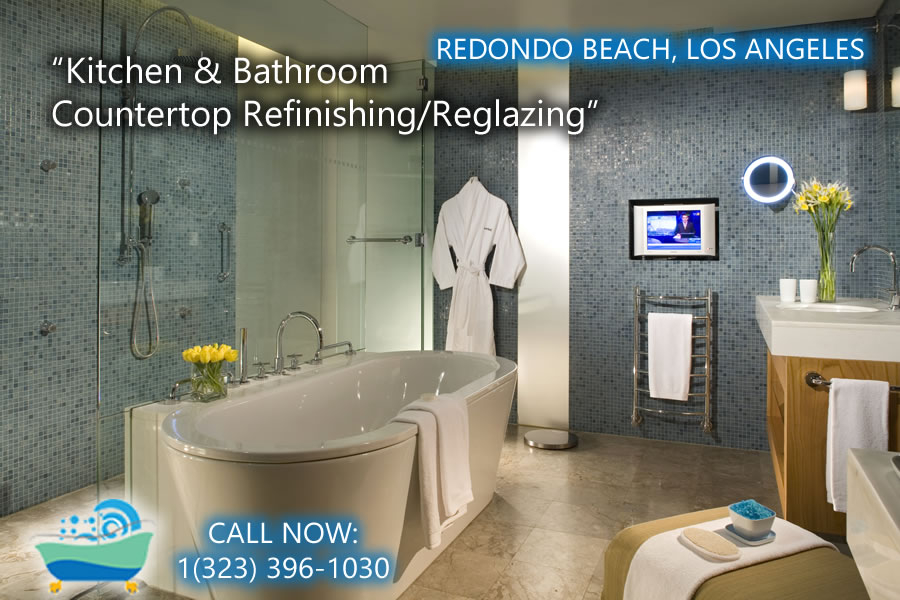 redondo beach kitchen and bathrubs reglazing