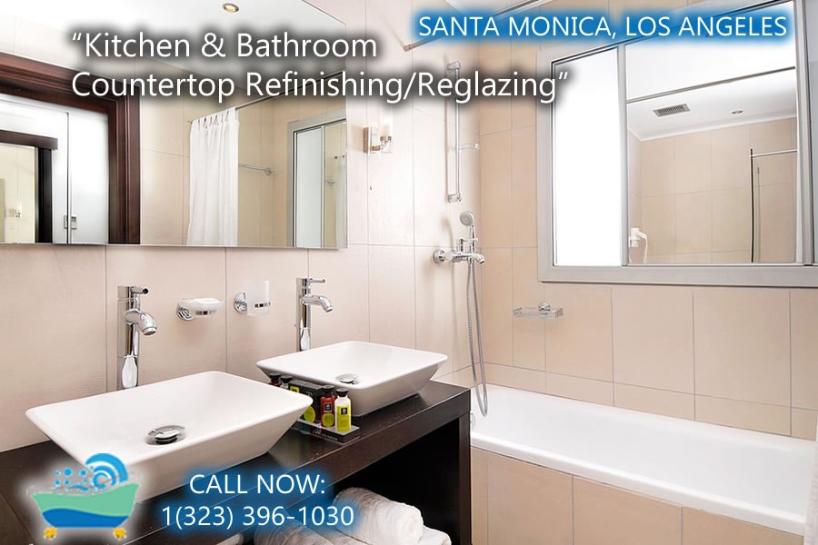 santa monica kitchen and bathrubs reglazing