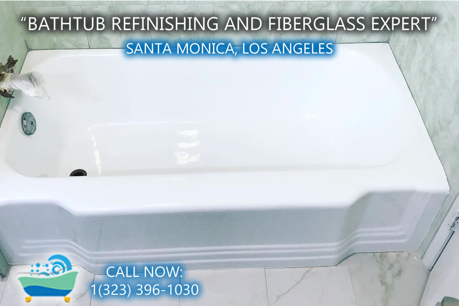 santa monica bathtub refinishing reglazing