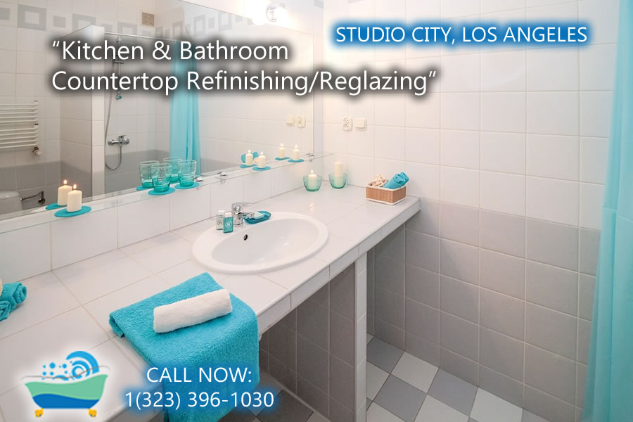 Studio City kitchen and bathrubs reglazing