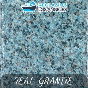 Teal Granite
